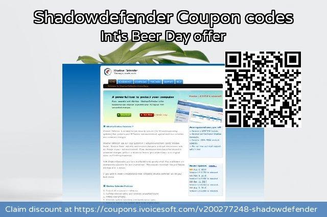 Shadowdefender  위대하   프로모션 , 2021 노동절