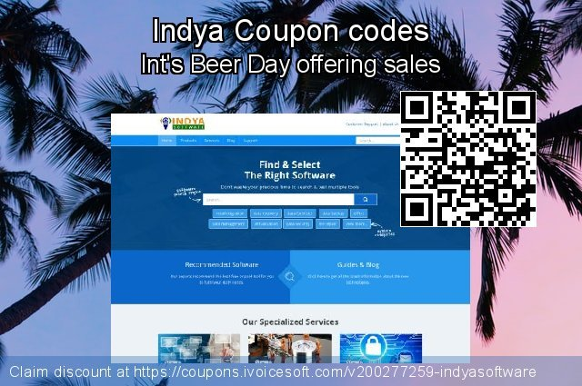 Indya Coupon code for 2020 College Student deals