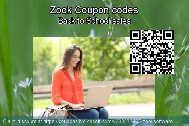 Zook Coupon code for 2021 Mother's Day
