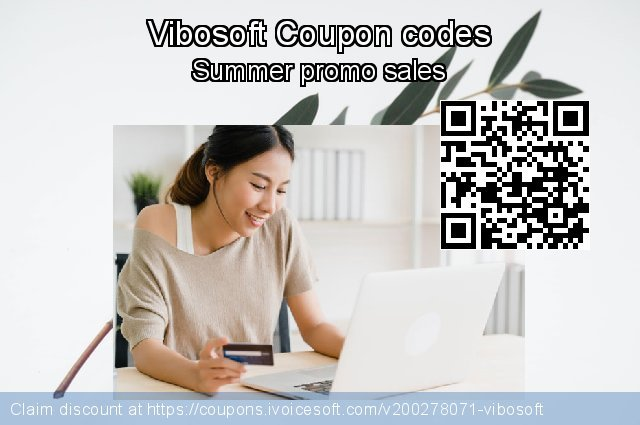 Vibosoft Coupon code for 2021 Spring