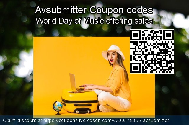 Avsubmitter Coupon code for 2021 Mother's Day