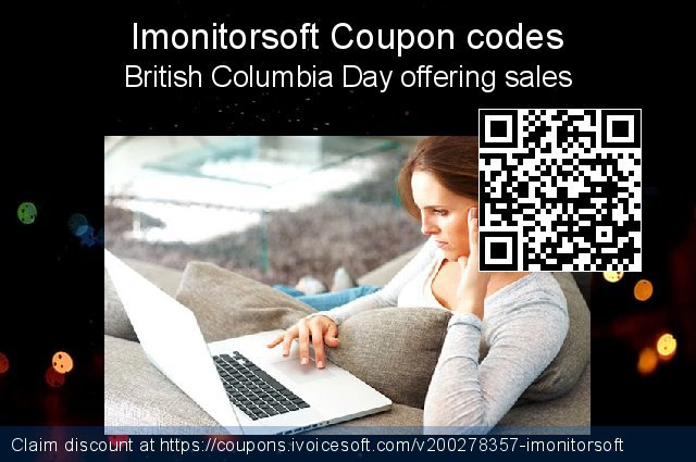 Imonitorsoft Coupon code for 2020 Halloween