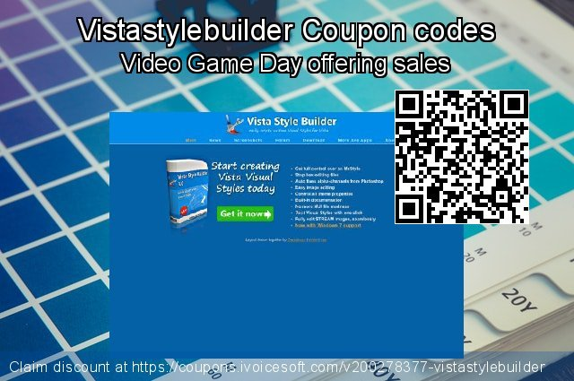 Vistastylebuilder 令人敬畏的 产品折扣, 2020 万圣节