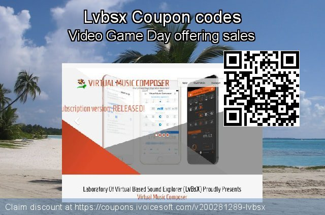 Lvbsx Coupon code for 2020 July 4th
