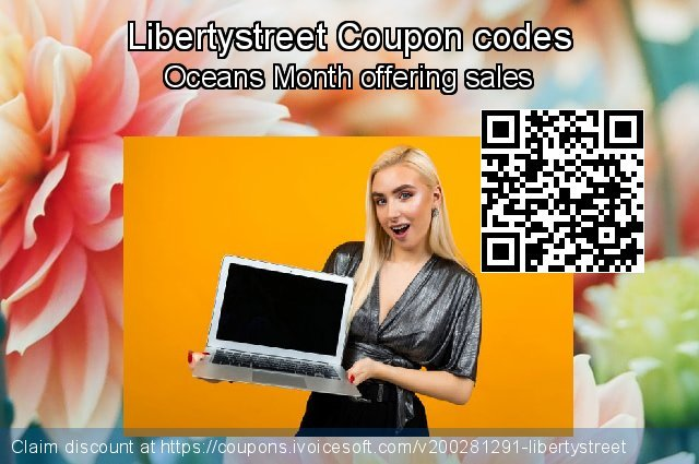 Libertystreet Coupon code for 2020 Fourth of July