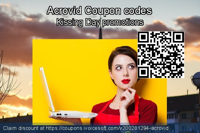 Acrovid Coupon code for 2021 Mother Day
