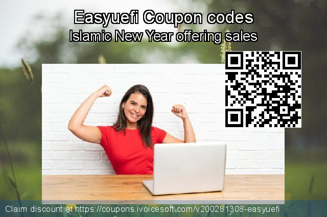 Easyuefi Coupon code for 2020 Exclusive Teacher discount