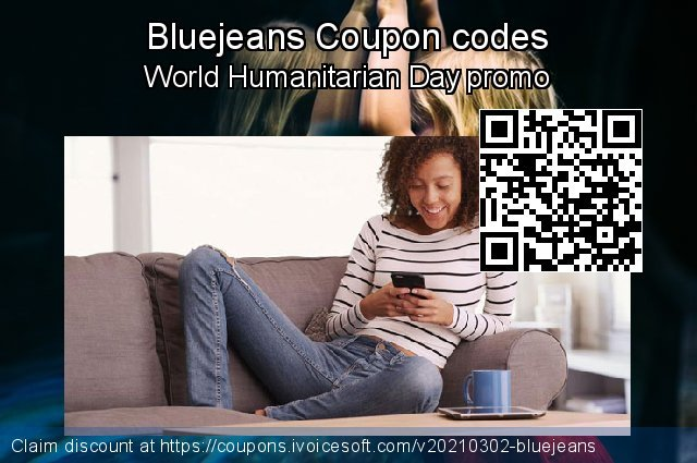 Bluejeans Coupon code for 2021 Resurrection Sunday