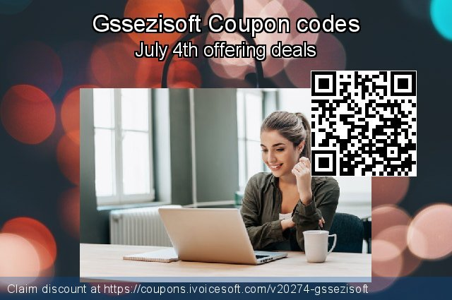 Gssezisoft Coupon code for 2019 4th of July