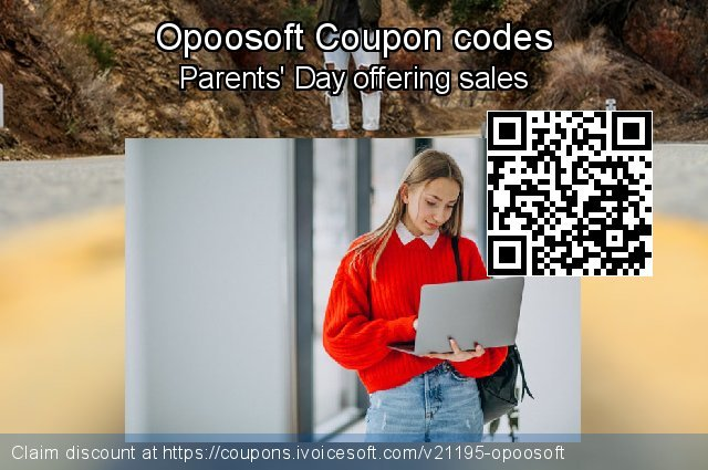 Opoosoft Coupon code for 2020 University Student deals