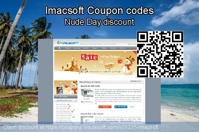 Imacsoft 惊人的 产品折扣, 2021 日复活节