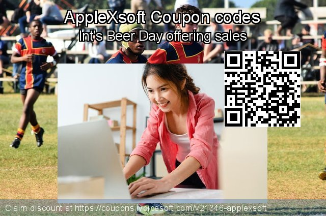 AppleXsoft Coupon code for 2019 Xmas