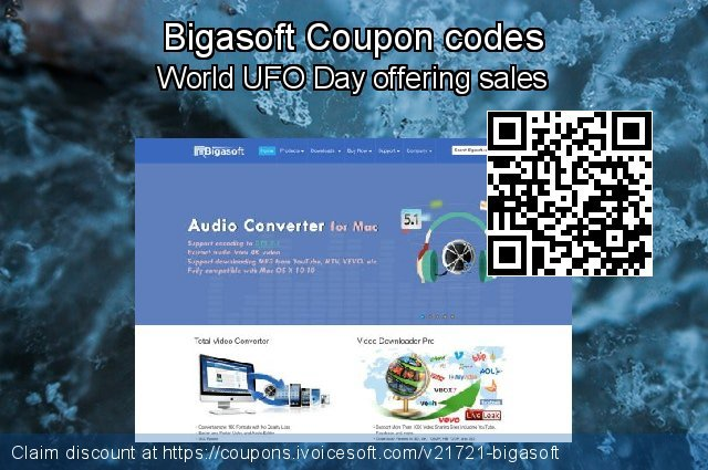 Bigasoft Coupon code for 2019 Halloween