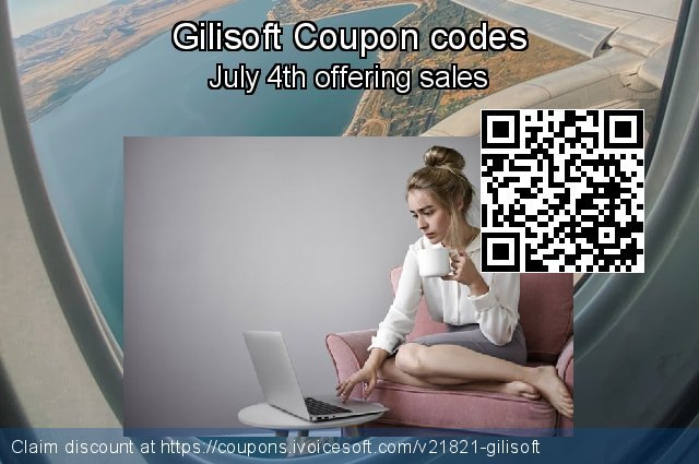 Gilisoft Coupon code for 2019 New Year's eve