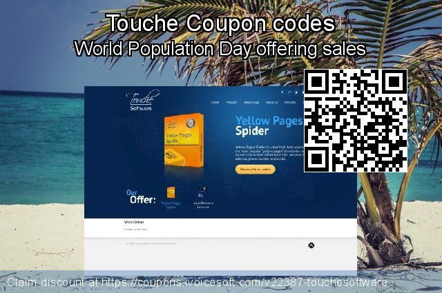 Touche Coupon code for 2020 Exclusive Student deals