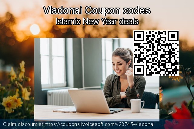 Vladonai Coupon code for 2019 Teddy Day