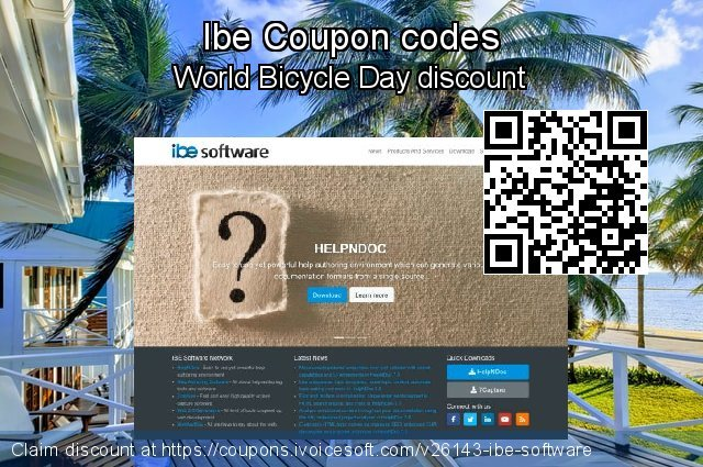 Ibe Coupon code for 2020 Happy New Year