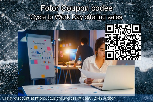 Fotor Coupon code for 2021 Chocolate Day