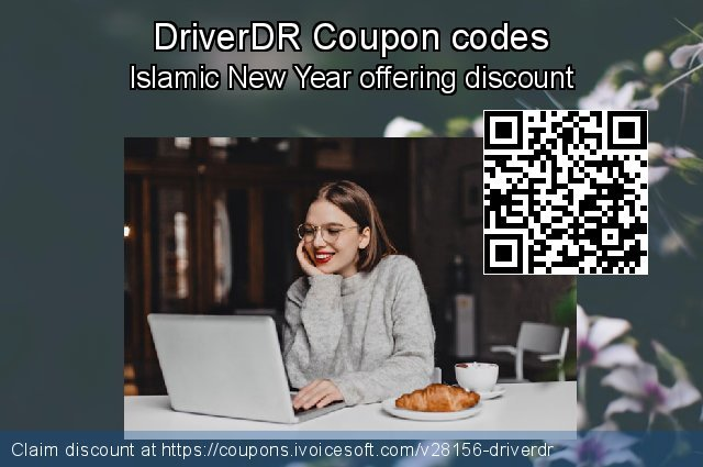 DriverDR Coupon code for 2019 National Women month
