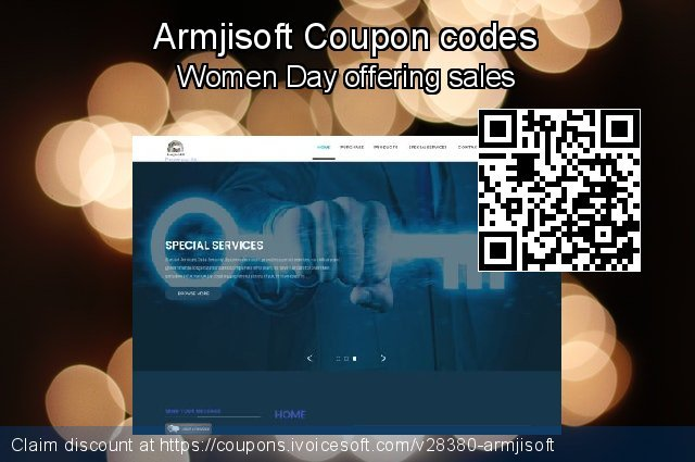 Armjisoft Coupon code for 2020 College Student deals