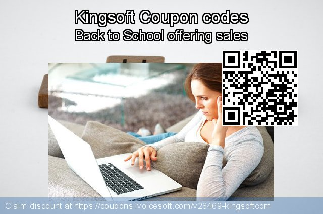 Kingsoft Coupon code for 2020 July 4th