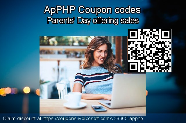 ApPHP Coupon code for 2020 Labour Day