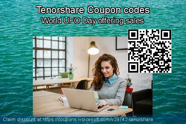 Tenorshare Coupon code for 2020 University Student deals