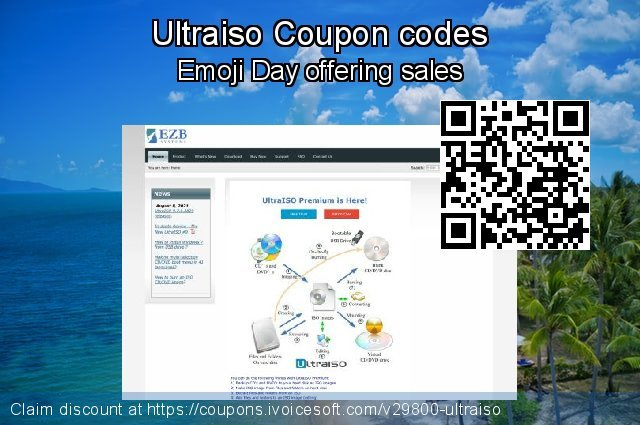 Ultraiso Coupon code for 2020 Student deals