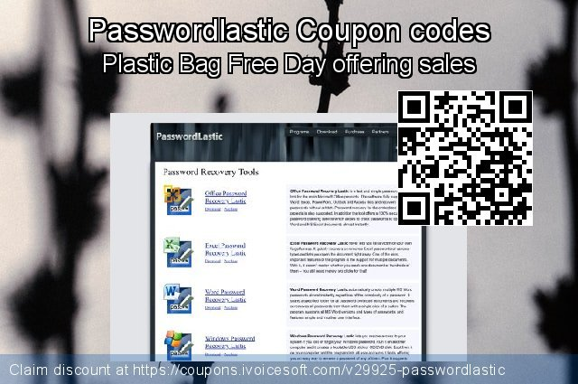 Passwordlastic Coupon code for 2018 Christmas