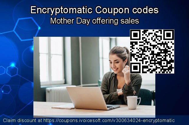 Encryptomatic Coupon code for 2021 April Fools' Day