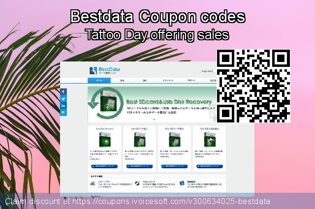Bestdata Coupon code for 2021 Mother's Day