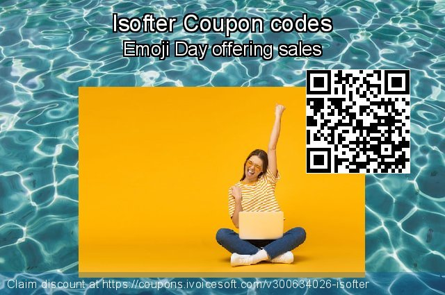 Isofter Coupon code for 2021 Mother Day