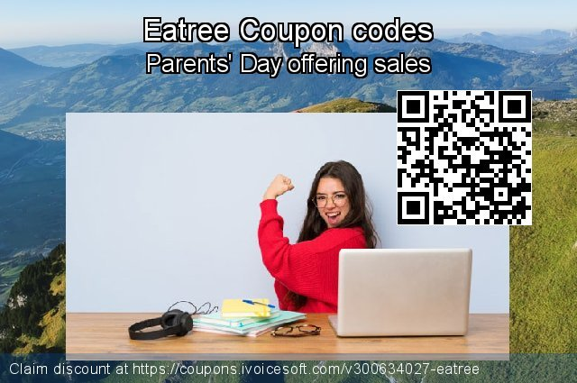 Eatree Coupon code for 2021 Kissing Day