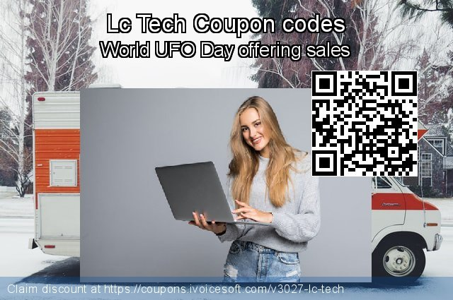 Lc Tech Coupon code for 2019 Father's Day