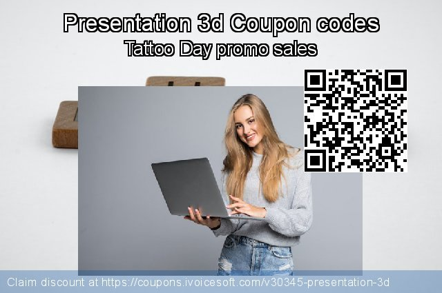 Presentation 3d Coupon code for 2019 Christmas