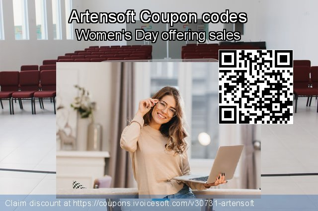 Artensoft Coupon code for 2021 Spring