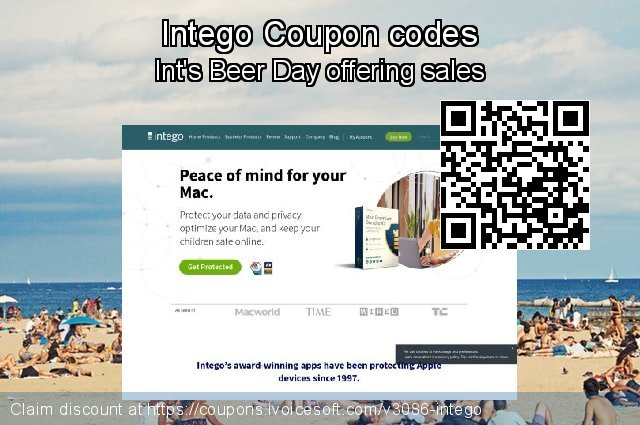 Intego Coupon code for 2021 Kissing Day