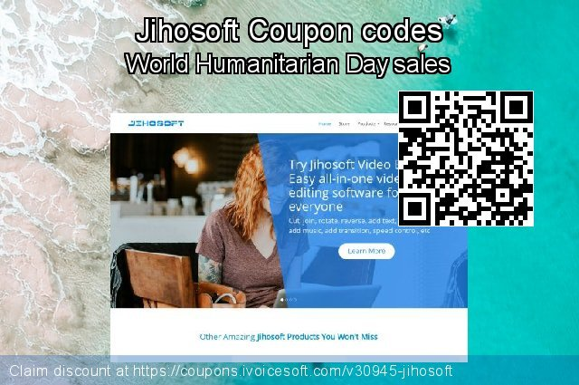 Jihosoft Coupon code for 2019 Earth Hour