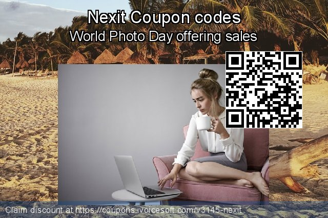 Nexit Coupon code for 2019 New Year