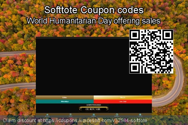 Softtote Coupon code for 2019 Halloween