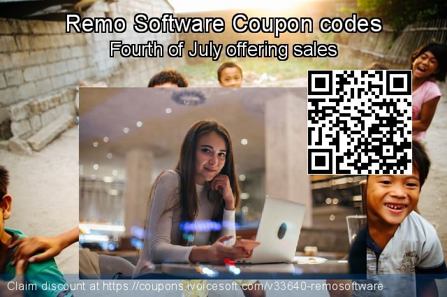 Remo Software Coupon code for 2019 Xmas