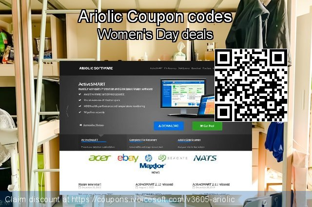 Ariolic Coupon code for 2020 American Independence Day
