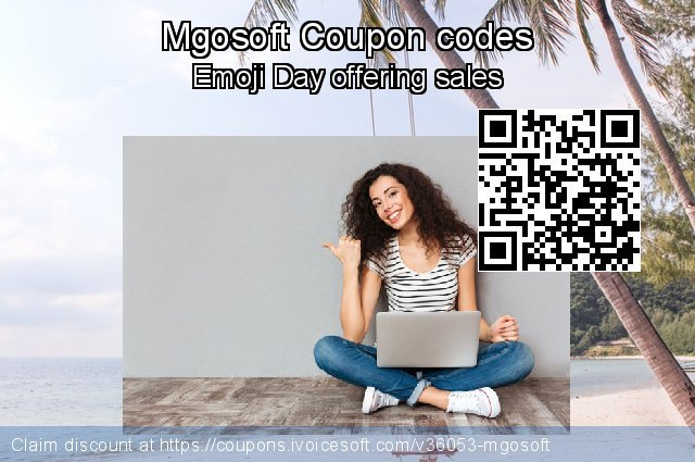 Mgosoft Coupon code for 2020 Happy New Year