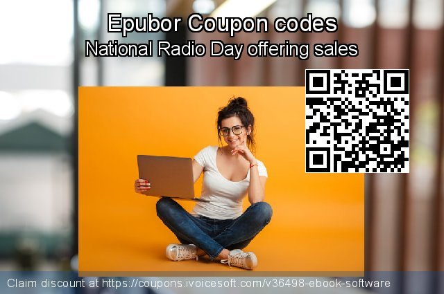 Epubor Coupon code for 2019 End year