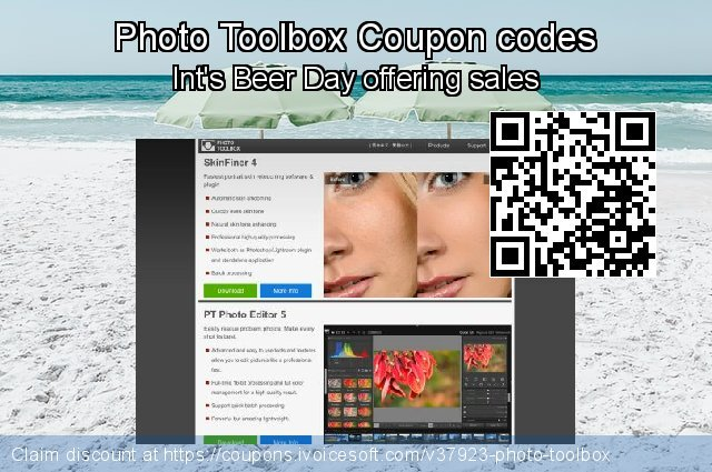 Photo Toolbox Coupon code for 2019 Halloween