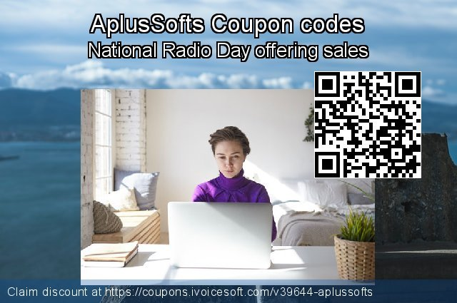 AplusSofts Coupon code for 2021 April Fools' Day