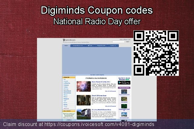 Digiminds Coupon code for 2019 July 4th
