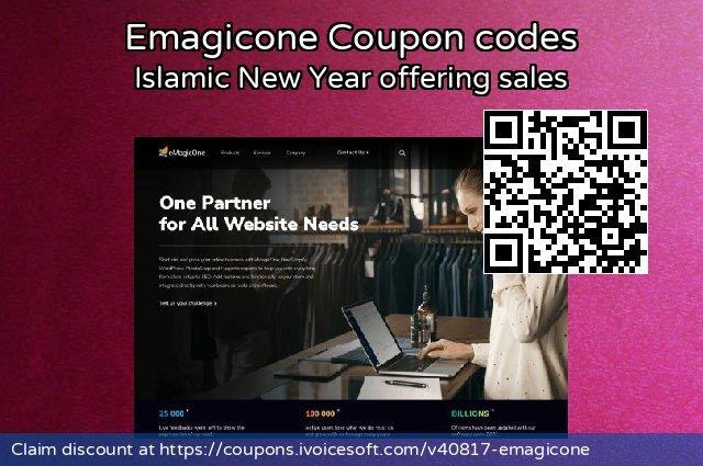 Emagicone 激动的 产品销售, 2021 农历新年