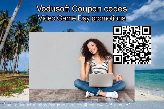 Vodusoft Coupon code for 2019 Working Day