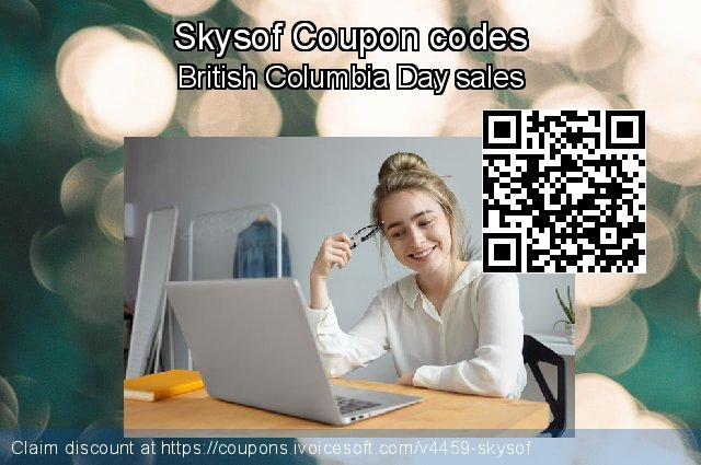 Skysof Coupon code for 2019 New Year's Weekend